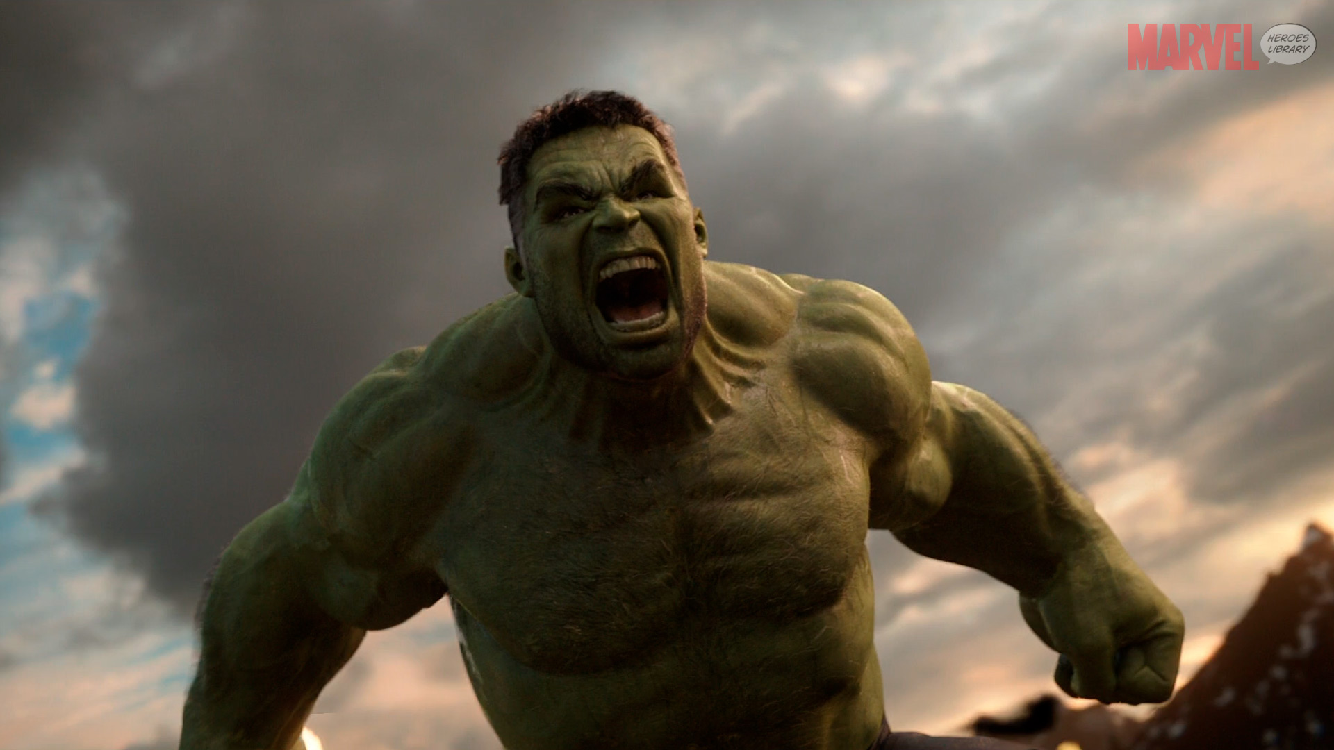 Hulk (Ragnarok) HD Wallpaper