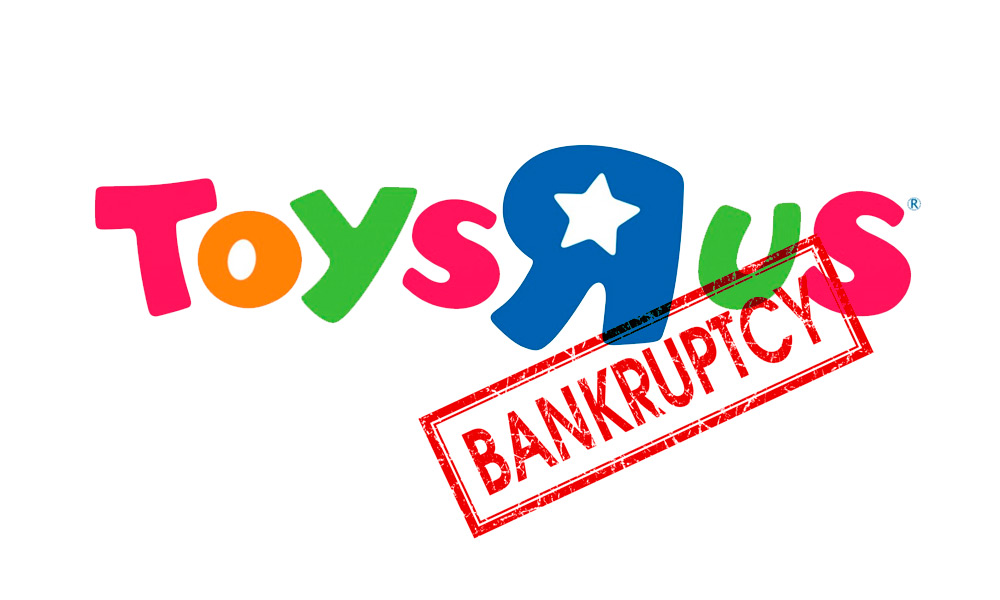 Toy Giant Toys R Us Files for Bankruptcy image