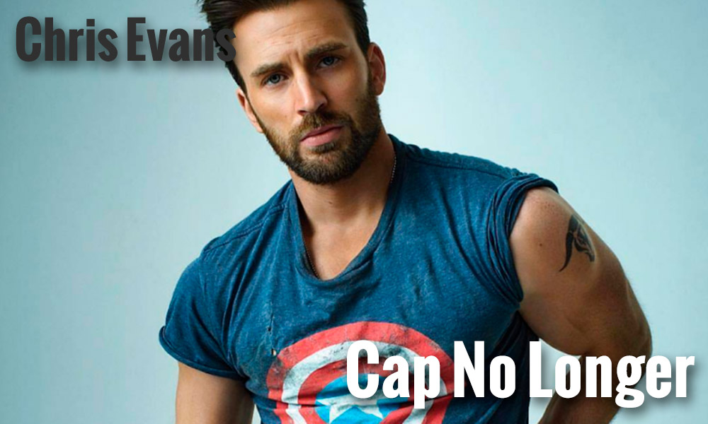 Chris Evans is Captain America No Longer After Avengers 4 image