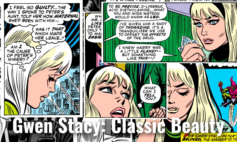 Gwen Stacy: Classic Beauty image