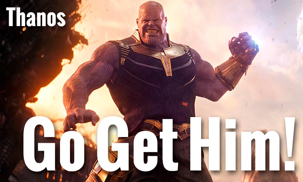 Infinity War: Who is This Thanos Guy and Why is Everybody Out to Get Him? image