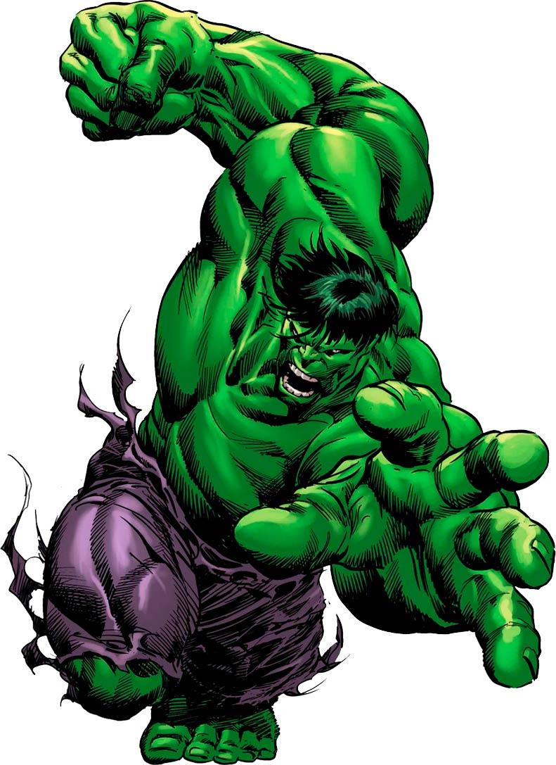 Incredible Hulk Profile