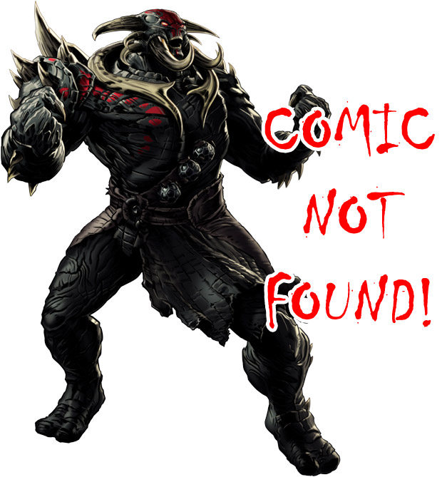 Comic Not Found
