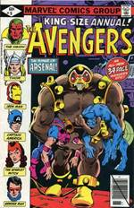 Avengers Annual #9