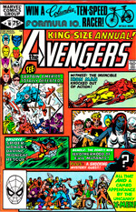 Avengers Annual #10