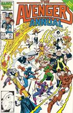 Avengers Annual #15