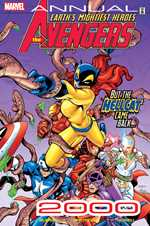 Avengers Annual #2000