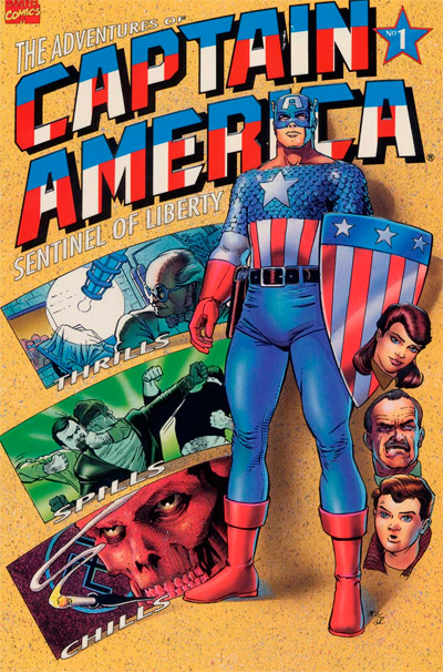 Adventures of Captain America #1