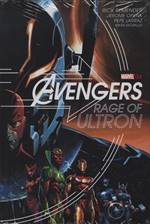 Avengers: Rage Of Ultron #1