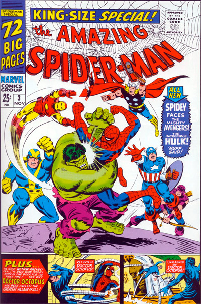 Amazing Spider-Man Annual, The #3