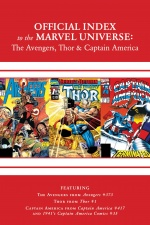 Avengers, Thor and Captain America: Official Index to the Marvel Universe #11