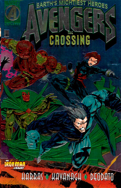 Avengers: The Crossing #1