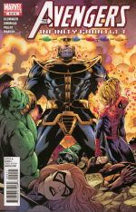 Avengers and The Infinity Gauntlet #2