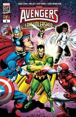 Avengers: Loki Unleashed #1