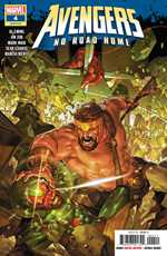 Avengers: No road home #4