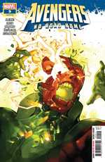 Avengers: No road home #9