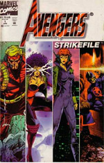 Avengers Strike File #1