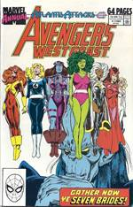 Avengers West Coast Annual #4
