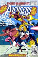 Avengers West Coast Annual #7