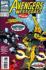 Avengers West Coast Annual #8