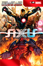 Avengers and X-Men: Axis #1