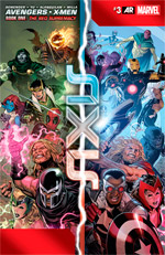 Avengers and X-Men: Axis #3