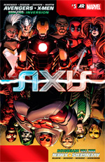 Avengers and X-Men: Axis #5