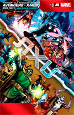 Avengers and X-Men: Axis #8
