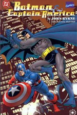 Batman and Captain America #1