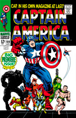 Captain America (1968 series)