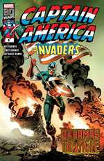 Captain America and The Invaders: Bahamas Triangle #1