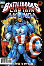 Captain America Battlebook #1