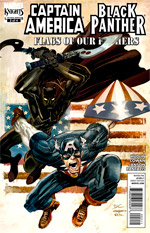 Captain America/Black Panther: Flags of our Fathers #2