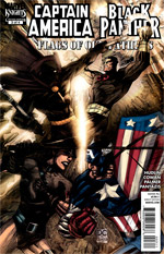 Captain America/Black Panther: Flags of our Fathers #3