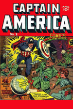 Captain America Comics #2
