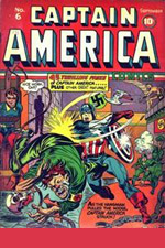 Captain America Comics #6