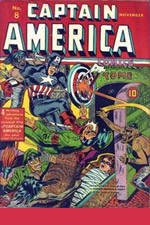 Captain America Comics #8