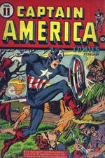 Captain America Comics #11