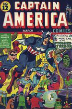 Captain America Comics #12