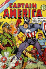 Captain America Comics #13