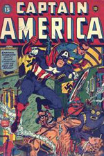 Captain America Comics #15