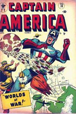 Captain America Comics #70