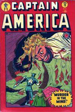 Captain America Comics #72