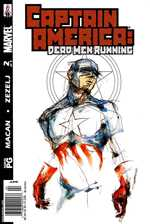 Captain America: Dead Men Running #2