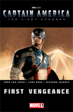 Captain America: First Vengeance #1