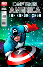 Captain America and the Korvac Saga  #1