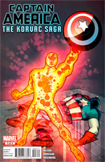 Captain America and the Korvac Saga  #3