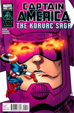 Captain America and the Korvac Saga  #4