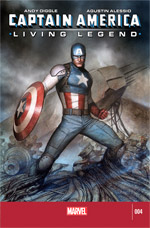 Captain America: Living Legend #4