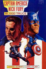Captain America/Nick Fury: Blood Truce #1